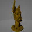 Valkyrie.png Download STL file Support-Free Valkyrie • 3D print object, Ellie_Valkyrie