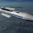 06.png Download 3DS file Vympel R37 Missile • Model to 3D print, SimonTGriffiths