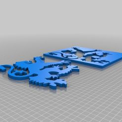 griffinicon.jpg Download free STL file Griffin • 3D printing object, scottjanousek