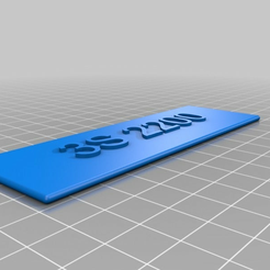 Top_3S_2200.png Download free STL file 3S 2200 LiPo Hard Protective Case • Template to 3D print, 3dobjectives
