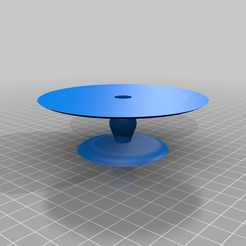 cake_stand.png Download free STL file Cake stand • 3D print template, bozicpepsi