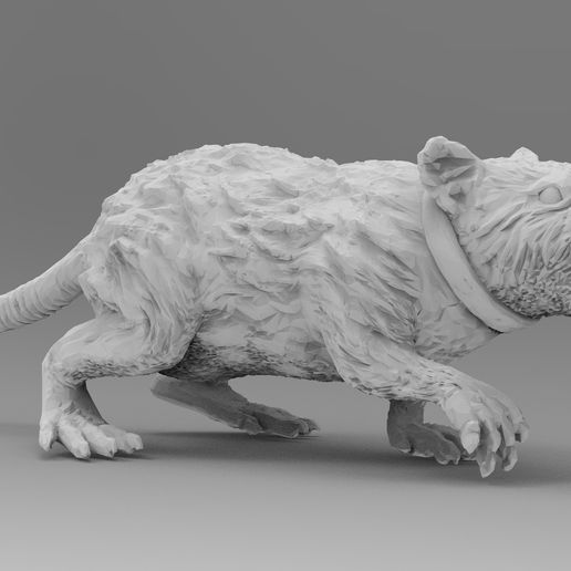 Rat-Swarm-Render-(3).jpg Download free 3MF file Ravenous Rodent Swarms • 3D printing template, EmanG