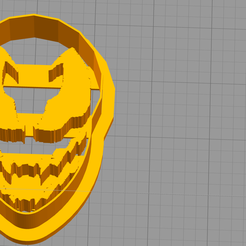 Venom.png Download STL file Venom Cookie cutter • 3D printer design, coilheaddesigns