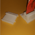 5.png Download free STL file Modular bracket with quick disassembly for glue • 3D printing model, lfdesilva