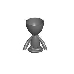 Vaso_104_1.jpg Download free STL file JARRÓN MACETA ROBERT 104 - VASE FLOWERPOT ROBERT 104 • 3D printing model, CREATIONSISHI