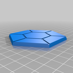 Hex-and-a-Half_Base_Drafted.png Download free STL file Hex-and-a-Half Base • 3D print template, OhioYeti