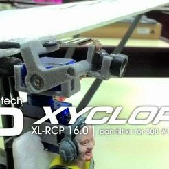 tb_rcp16_43.jpg Download free STL file XL-RCP 16.0 XYCLOPS : Cockpit camera pan-tilt for 808 #16 HD cam • 3D print model, 3dxl