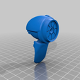 925753c7364e598396030ec63d1ab4c4.png Download free STL file Mr. Handy (with guts) - Fallout 4 • 3D printing object, FreeBug