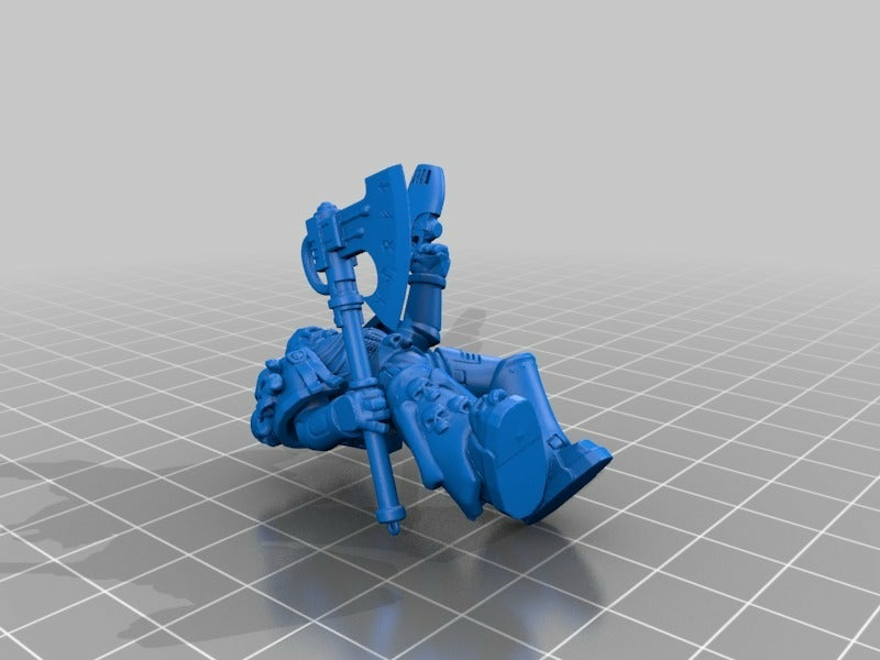 c6e8b3fded5a1148149c49fb545ef584.png Download free STL file Dead legion captain • Model to 3D print, jinxed401