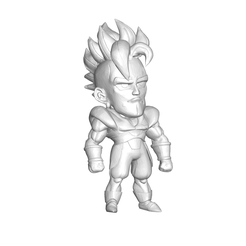 16_1.png Download free STL file FIGURA MINIATURA DE COLECCIÓN DRAGON BALL Z DBZ / MINIATURE COLLECTIBLE FIGURE DRAGON BALL Z DBZ ANDROID 16 • 3D printable design, CREATIONSISHI