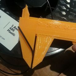 20130209_130135_display_large.jpg Download free STL file Customizable Calipers • 3D printing object, Yazhmog
