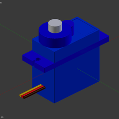 20.07.2019_15.11.45_REC.png Download free STL file Servo sg90  • Template to 3D print, Nikgourg