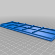 roof_panel_-_Part_1_1.png Download free STL file F-scale D&RGW 25 Ft Boxcar (1:20.3) • 3D print model, trotfox