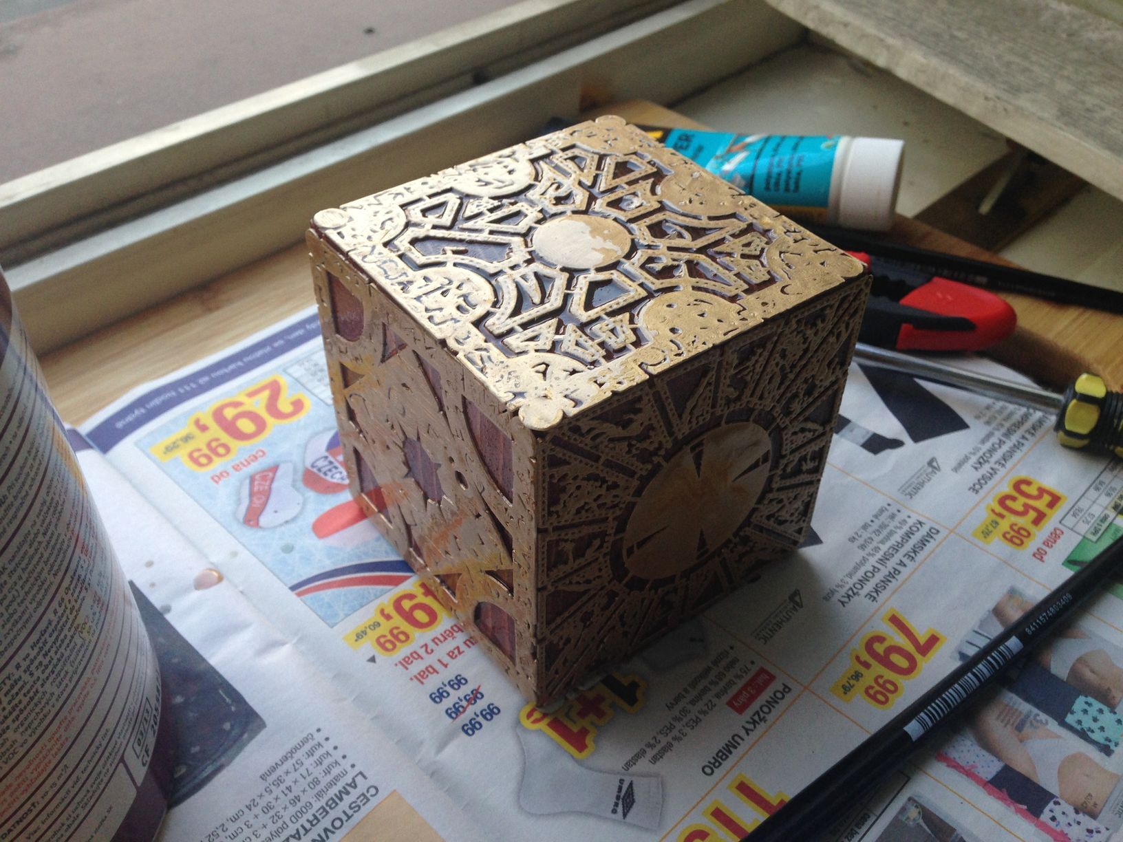 11.jpg Download free STL file The Lament Configuration (Hellraiser puzzle box) • 3D printable template, Mendelssohn