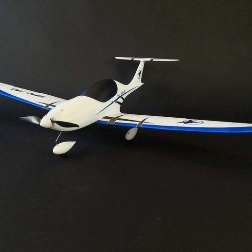 IMG_20200527_144925.jpg Download free STL file Rc airplane Eclipson Model D - complete fuselage for testing • Template to 3D print, Eclipson