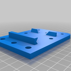 6362a89165de367a74941ef14936e32c.png Download free STL file MakerFarm i3v Quick Change X Carriage (and mounts) • 3D printing design, AbuMaia