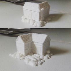 2017-09-09 14.06.27 1600229031142433234_3660634955.jpg Download STL file AOE House, at 1/87 scale • Design to 3D print, guaro3d