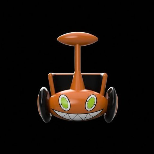 a1a73d16350ad32c78949603fcd09a9e_preview_featured.jpg Download free STL file Rotom - Mow Form • Design to 3D print, Philin_theBlank
