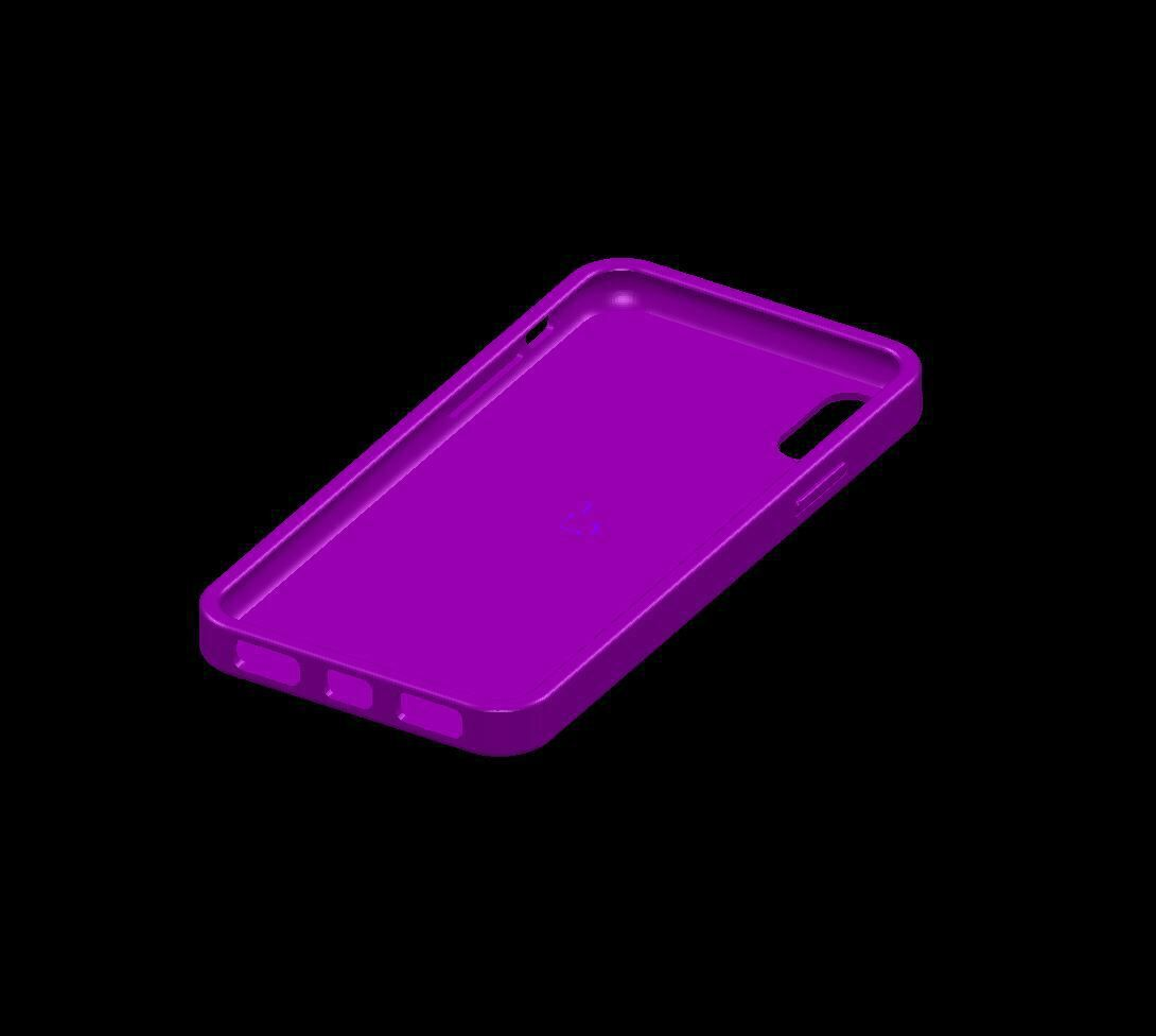 iPhoneX(10)-4.JPG Download STL file iPhone X(10)TPUCover • Design to 3D print, MotalaTech