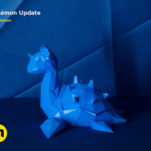 pokemon-low-polyDSC_0890.png Download file Low Poly Pokemon Collection 151 • 3D printable object, 3D-mon