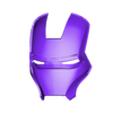 faceplate.stl Download free STL file Iron Man Mark 3 from Iron Man 2008 • Object to 3D print, drumguy560