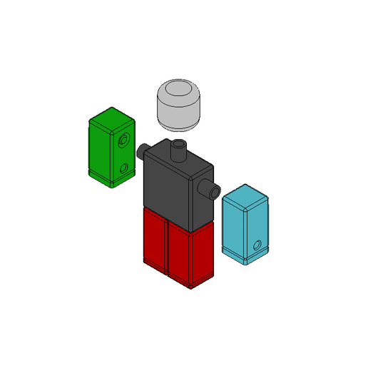 2.png Download free STL file Roblox w/ removeable arms and head • 3D printable object, 3DPrintersaur