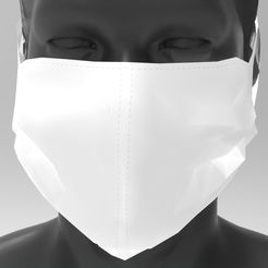 untitled.207.jpg Download free file 3D Realistic Mask • 3D print object, theworldentertainment