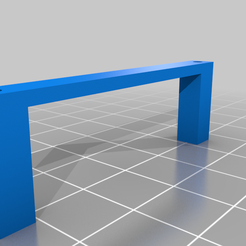 support_go_pro.png Download free STL file Go Pro attachment for 3-axis stabilizer • 3D printing model, lynxys77