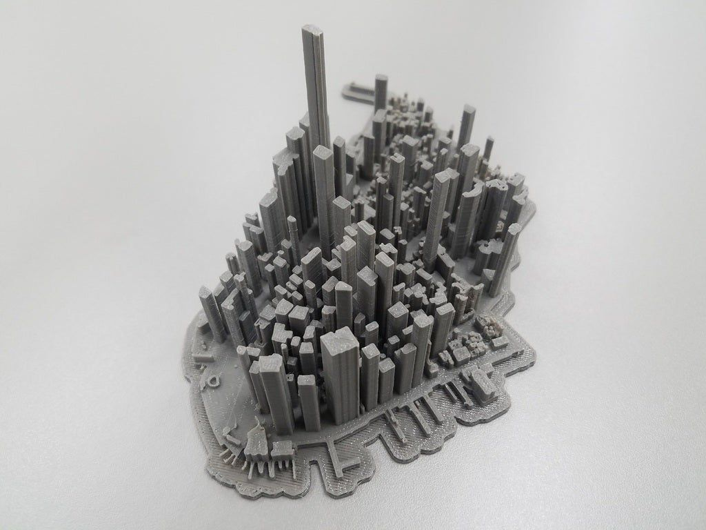 e6120d25350405887051994e66899077_display_large.jpg Download free STL file Lower Manhattan Cityscape • 3D printing model, LydiaPy