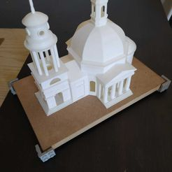WhatsApp Image 2021-01-12 at 9.39.49 PM (1).jpeg Download STL file Temple of the Nativity of Christ • Object to 3D print, hoscarsl13