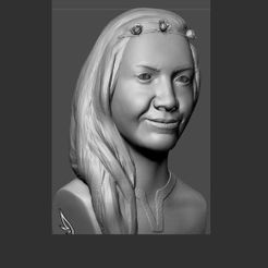 1.jpg Download STL file woman2 • 3D printer object, saeedpeyda