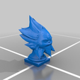 Goron-Head-bUST-2.png Download free STL file Legend Of Zelda - Darunia Bust • 3D print object, AwesomeA