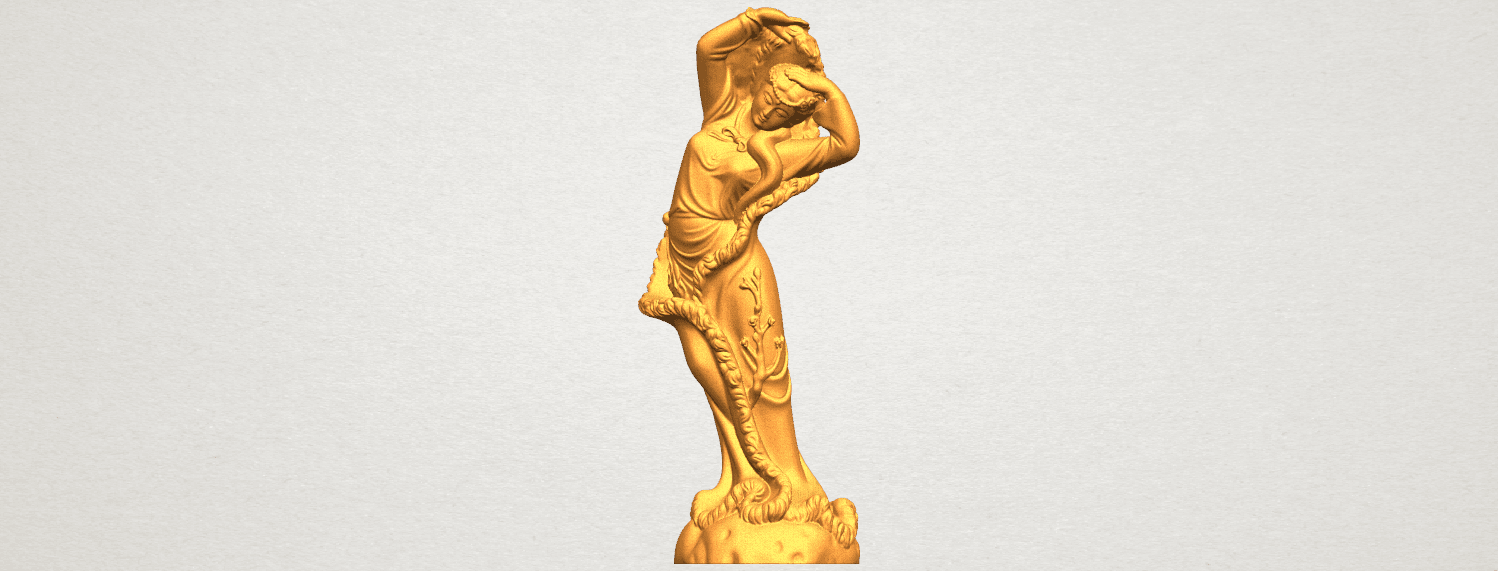TDA0450 Fairy 05 A01.png Download free STL file Fairy 05 • 3D print model, GeorgesNikkei