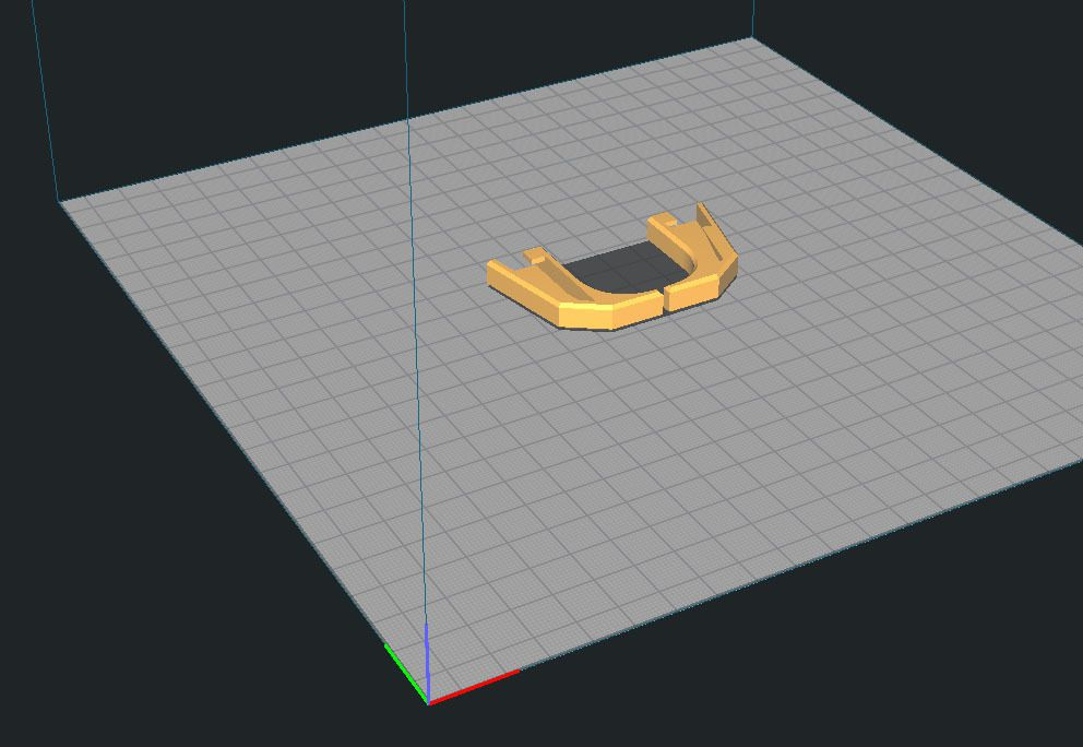 Print Position.jpg Download free STL file Caliper Claws • 3D printing model, moXDesigns