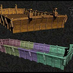 barge_lowres.jpg Download free STL file OpenForge - Modular River Barge • Object to 3D print, ec3d