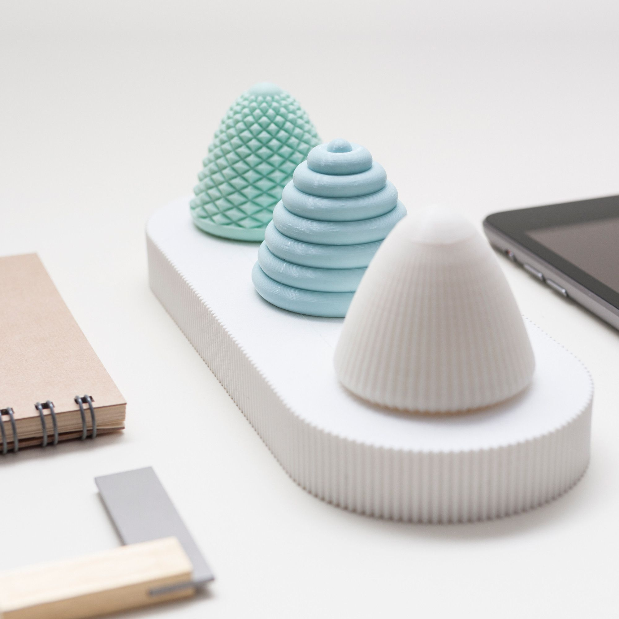 s_r_pastel_2.jpg Download STL file Spin&Relax - Set • 3D printable template, UAUproject