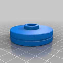 d027907259d0eacc7af6a01fc1ef3045.png Download free STL file Handy Manny Workbench - Wheel replacement • 3D print model, Andrux51