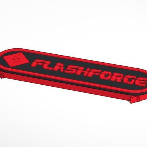 flashforge_plug_dual_color_with_supports_display_large.jpg Download free STL file Flashforge Creator Pro side plugs in dual colors • 3D print design, Cerragh