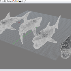 Screenshot (181).png Download 3DS file Shark • 3D print design, LaboratorioGottardello