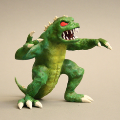 Capture d'écran 2018-01-22 à 16.06.20.png Download free STL file Gigazaur - King of Tokyo • Object to 3D print, firebird