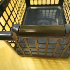 img_20210523_002317.jpg Download free STL file Replacement handle for laundry basket • Object to 3D print, eurad