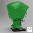 DDSQ (4).png Download free STL file Doctor DOOM • Template to 3D print, purakito