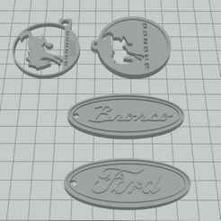Annotation-2021-04-12-144501.jpg Download STL file bronco keychain ford • 3D printable object, Ozzo_Spartan