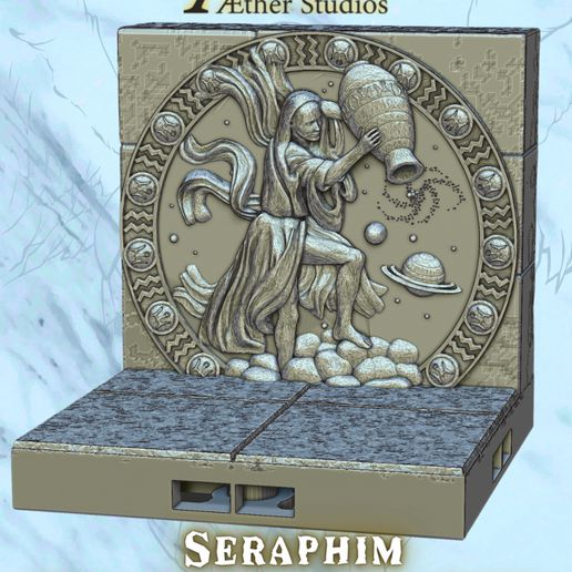 resize-16-1.jpg Download file Seraphim: Hall of the Astral Signs • 3D printing model, AetherStudios