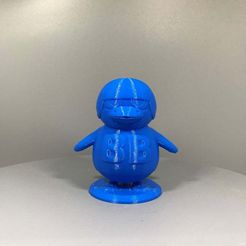 Puck.jpg Download free STL file Puck from Animal Crossing • 3D printing object, TroySlatton