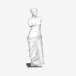 Capture d'écran 2018-09-21 à 09.50.03.png Download free STL file Venus de Milo at The Louvre, Paris • 3D printing object, Louvre