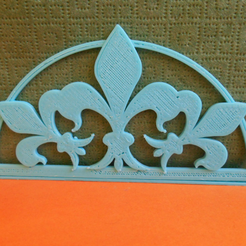 "Capture_d__cran_2015-11-02___12.41.28.png Download free STL file Stand for napkins ""Fleur De Lis"" • 3D printing template, TanyaAkinora"