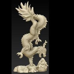 seite.jpg Download free OBJ file chiniese dragon • 3D printing design, schneck