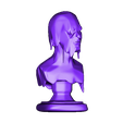 MeltyFaceBust.stl Download free STL file Various Cthulhu Props x25 • 3D printing object, CharlieVet