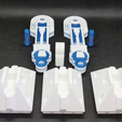 R2D2 09.png Download STL file R2D2 for alexa made by amazon • Object to 3D print, 3dMestres